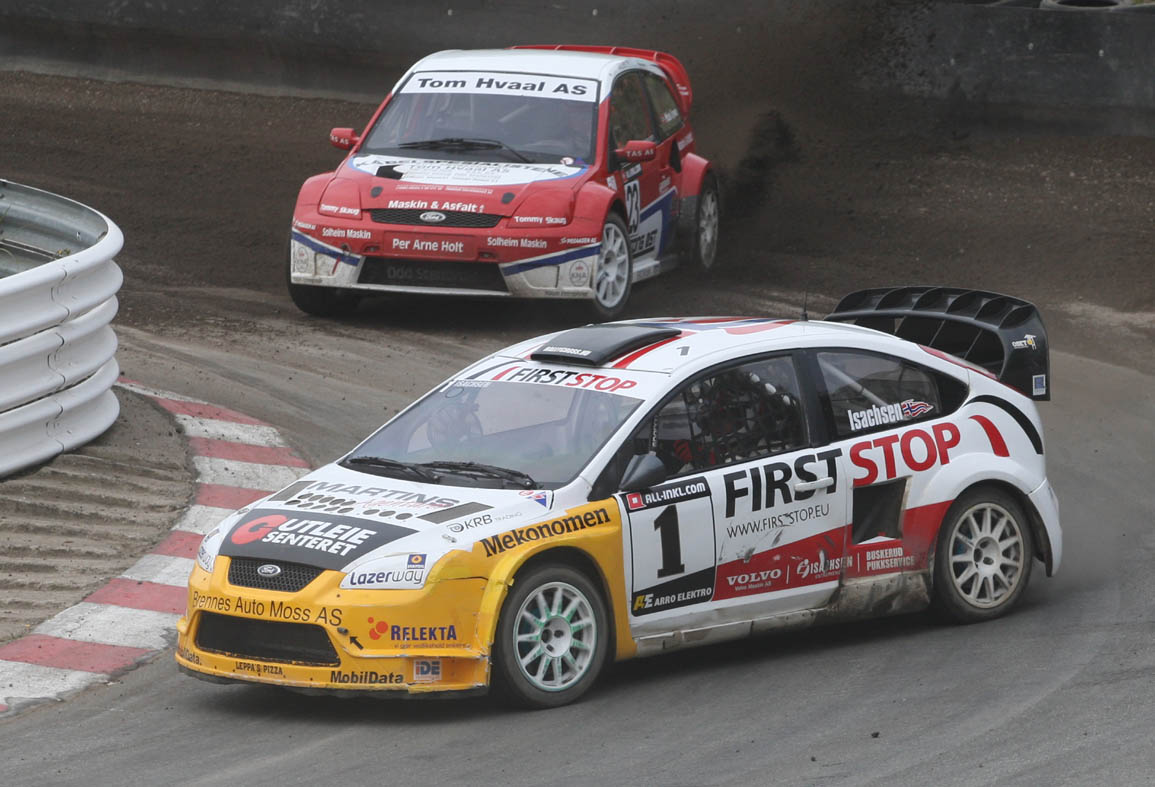 Re: Europeu de Rallycross 2010